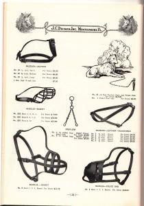 Decker muzzles 1939