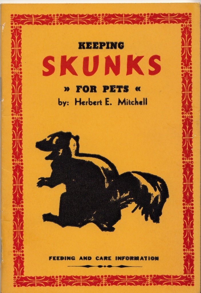 Keeping Skunks cover