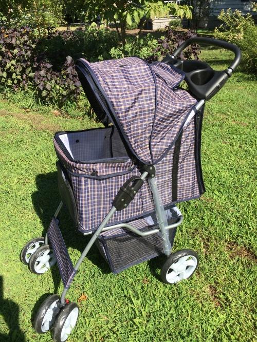 Stump's stroller