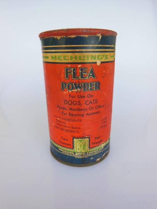 Mechling's Flea Powder